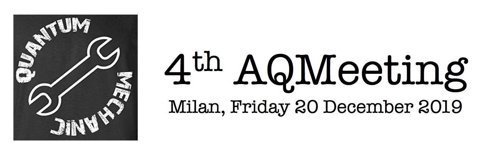 4th AQMeeting